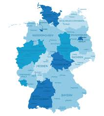 map germnay germany map guide of the world