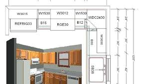 Ikea Kitchen Cabinet Construction Kitchen Cabinet Plans Dimensions Exitallergy Com