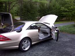 2001 Benz 2001 Mercedes Benz Cl600 Coupe 2d U2013 V12 20 000 Dartlist