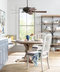 Ceiling Fan For Dining Room Dining Room Chairs With Arms Back To Simple Upholstered Dining
