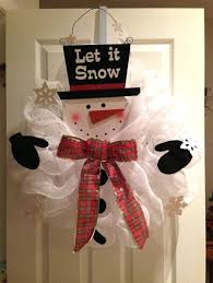 snowman door decorations 50 best diy snowman christmas decoration ideas pink lover