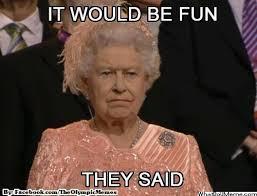 Queen Meme - the queen meme by hawk baxter memedroid