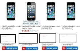 Telefon Mobil Apple Iphone 5c Iphone 5s Preturi Si Stocuri Magazine Smartreview