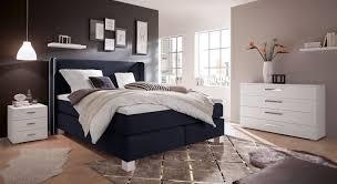 Schlafzimmer Einrichten Boxspringbett Apartes Boxspringbett Mit Design Kopfteil Z B In H2 Lela