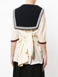 sailor blouse yohji yamamoto vintage sailor blouse 608 buy vintage