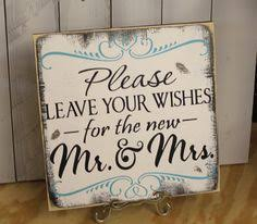 wedding wishes board 8 x 10 guest book wedding table sign leave your advice and