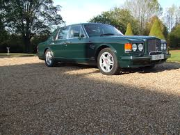 bentley 2000 bentley turbo rt 1997