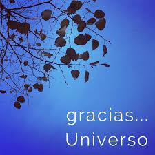 imagenes de agradecimiento al universo agradecido al universo por el aquí y ahora agradecimiento gracias