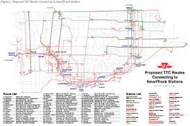 Ttc Subway Map by Smarttrack Update Many Reports Many Unanswered Questions
