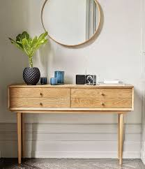 Retro Console Table Small Console Table With Storage Thesoundlapse