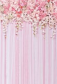 photography backdrops 5x7ft pink flowers backdrop photography background