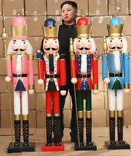 nutcracker drummer soldier statue large big outdoor