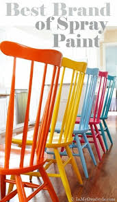 what is the best paint to use for kitchen cabinets furniture makeover spray painting wood chairs in my own