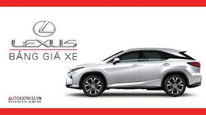 xe sang lexus lx570 bảng giá xe lexus mới nhất tại việt nam dẫn đầu phân khúc xe sang