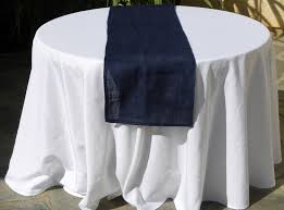 Navy Blue Table Runner Table Runner March 2014