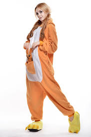 Size Halloween Costumes Men Kangaroo Size Halloween Costume Men Women U0027s Onesie