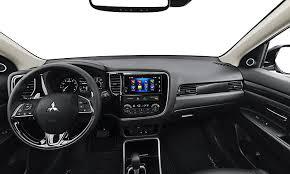 Mitsubishi I Interior 2018 Mitsubishi Outlander Crossover Mitsubishi Motors