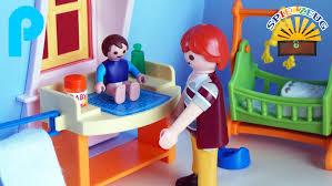 playmobil babyzimmer niedliches babyzimmer fürs puppenhaus playmobil 5304 geburt