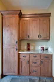 Alder Kitchen Cabinets by Double Oven And Microwave And Alder Kitchen Cabinets Rustic