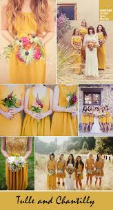 10 pantone fall wedding colors bridesmaid dresses 2016