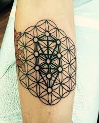 105 cool flower of ideas the geometric pattern