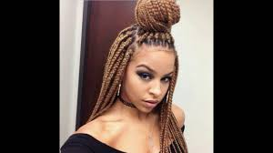 20 braided hairstyles for medium hair black women braided