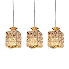 Hanging Lights For Dining Room Aliexpress Com Buy Crystal Hanging Lights Dining Room Light