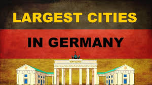 top 10 largest cities in germany top 10 großten städte in
