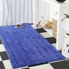 Royal Blue Bathroom Rugs Royal Blue Bath Rug Sets