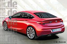 vauxhall astra 2017 second gen 2017 opel insignia to be 15 cm longer