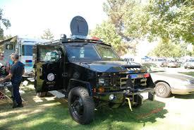 swat vehicles ca lapd swat