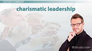 what is charisma in leadership definition explanation