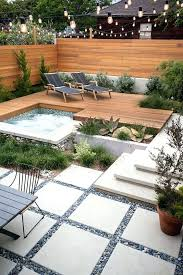 Landscaping Ideas For Large Backyards with Large Backyard Deck Designs Large Backyard Design Ideas
