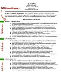 Resume Qualifications Sample by Resume Skills And Ability Resume Sample Hopefully This