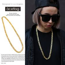 necklace size men images Honkakuha b of hip hop street of fashion mens ladies necklace 75 jpg