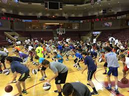 college of charleston basketball camps