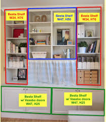ikea shelf hack besta built in family room bookshelf and tv unit ikea hackers