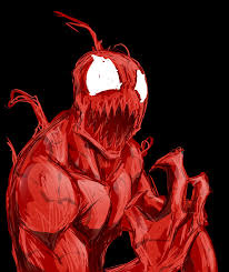 carnage painting fun sketch by anny d on deviantart