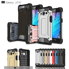 armor back cover for samsung j2 j210 2016 phone pc