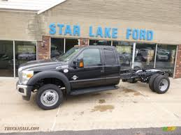 ford f550 for sale 2015 ford f550 duty xl cab 4x4 chassis in black