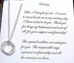 asking of honor poem will you be my bridesmaid gift of honor bridesmaid