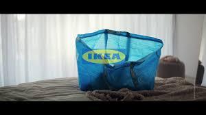 ikea the blue bag youtube