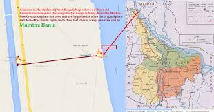 Hinduism Map Hindu Cremation Needs Islamic Approval And Police Permission In