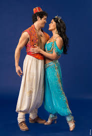 stunning aladdin broadway transformations