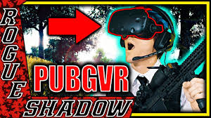 pubg vr pubg in full vr pubgvr first ever playerunknowns