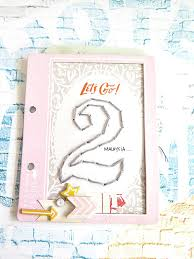 My First Photo Album Cp Adorn Open Road Journal Card Mini Albums Jeanette Lee