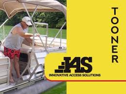 100 best pontoon boat ladders images on pinterest stairs types