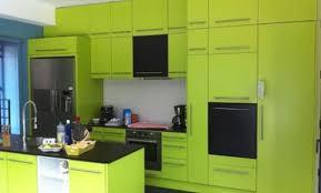 meuble cuisine vert pomme cuisine verte pomme carrelage cuisine vert pomme cuisine en