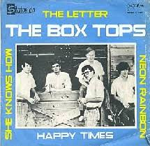 the box tops discography