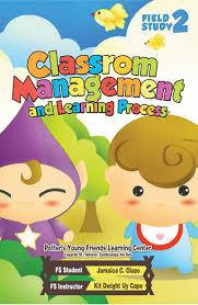 field study 2 classroom management